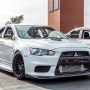 evo x red tow hook and kit
