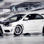 evo x kit black  ww