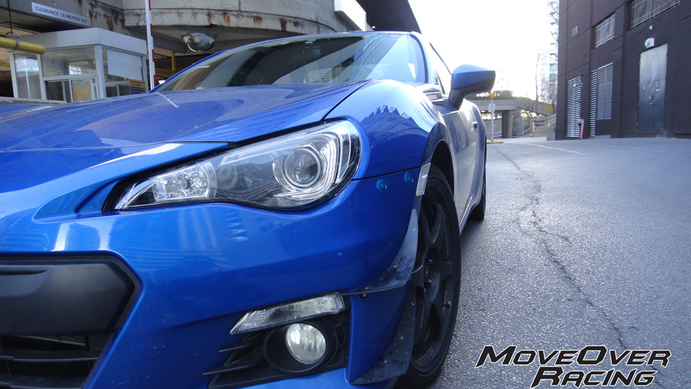 FT86 Front Bumper Kits Now In Development     - Move Over Racing