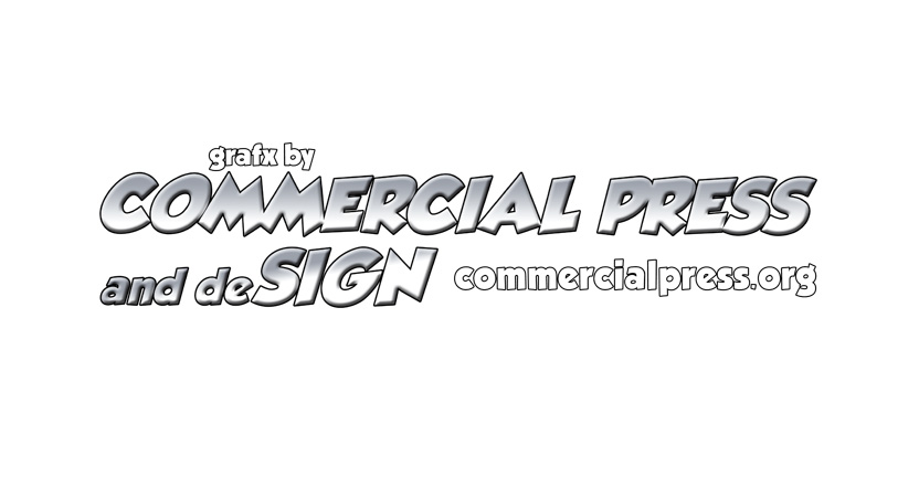 Commercial Press logo for Jeff Pippy